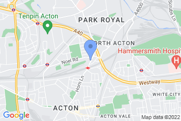 Click here for a location map of Ealing - Horn Lane TEOM on Google Maps