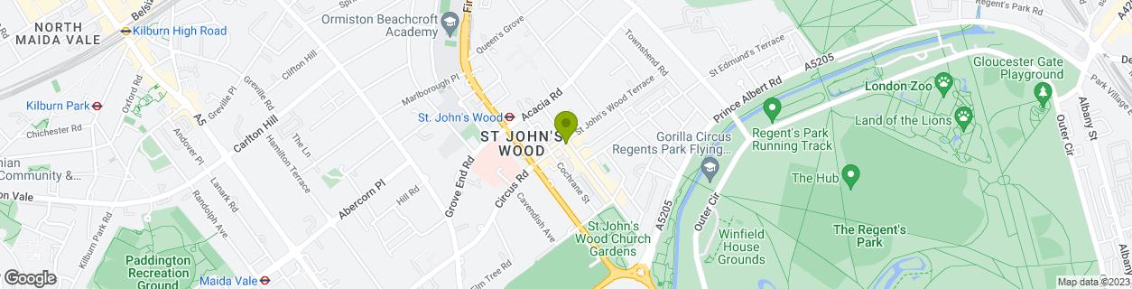 St. John's Wood - High Street