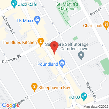 Argos Camden Location on map