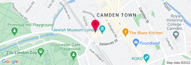 Map for The Dublin Castle
