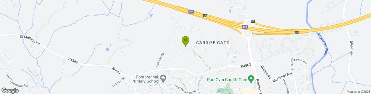 Cardiff WelcomeBreak - Cardiff Gate