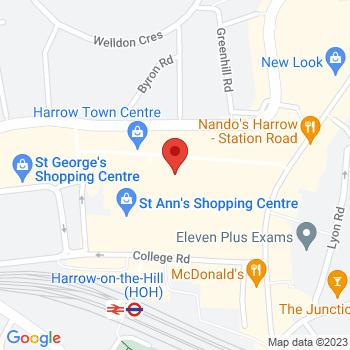 Argos London - Harrow Location on map