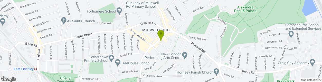 Muswell Hill - Broadway