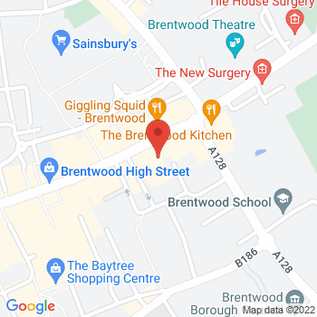 Argos Brentwood Location on map