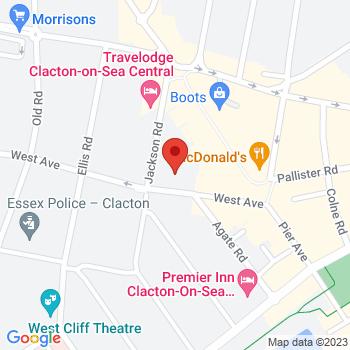 Argos Clacton on Sea Location on map