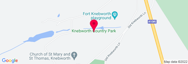 Map for Knebworth Park