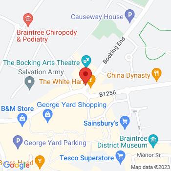 Argos Braintree Location on map