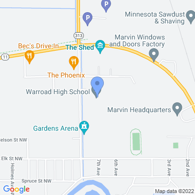 510 Cedar Ave NW, Warroad, MN 56763, USA