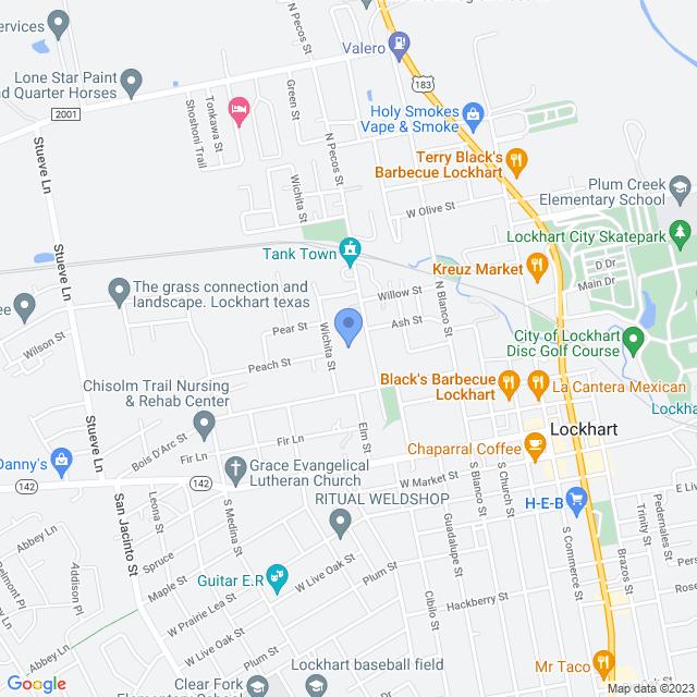 510 Wichita St, Lockhart, TX 78644, USA