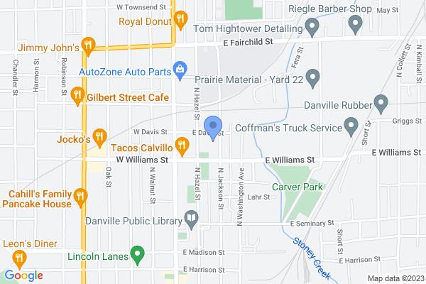 516 N Jackson St, Danville, IL 61832, USA