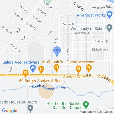 516 Teller St, Salida, CO 81201, USA