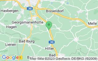 Google Map of 52.184148,8.1446391