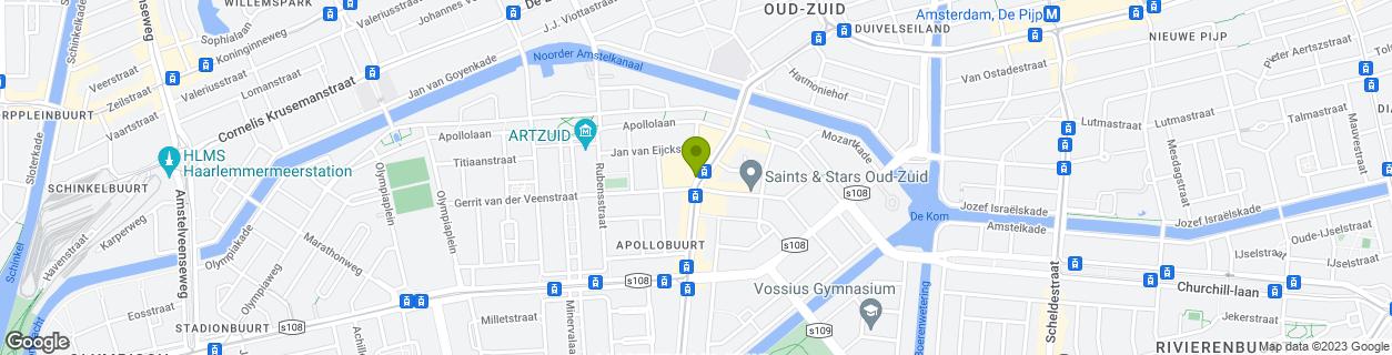 Beethovenstraat 36-38 - Amsterdam