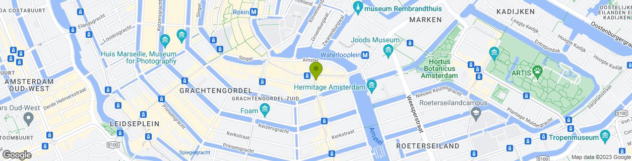 Utrechtsestraat 9 - The Bank