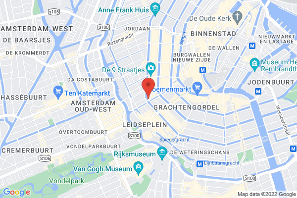 Prime amsterdam location