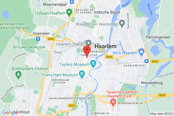 Mya at the heart of Haarlem