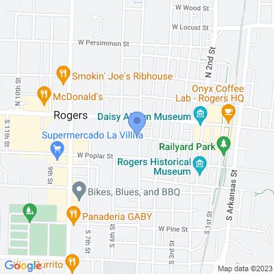 521 West Elm Street, Rogers, AR 72756, USA