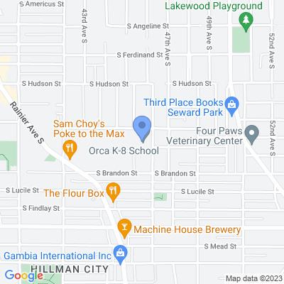 5215 46th Ave S, Seattle, WA 98118, USA