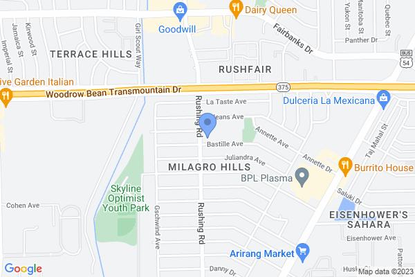 5249 Bastille Drive, El Paso, TX 79924, USA