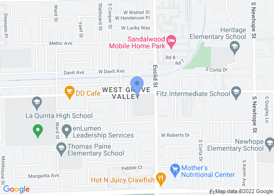 5306 West McFadden Avenue, Santa Ana, CA 92704, USA