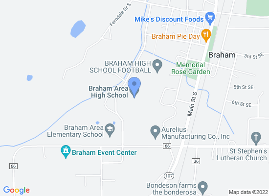 531 Elmhurst Avenue South, Braham, MN 55006, USA