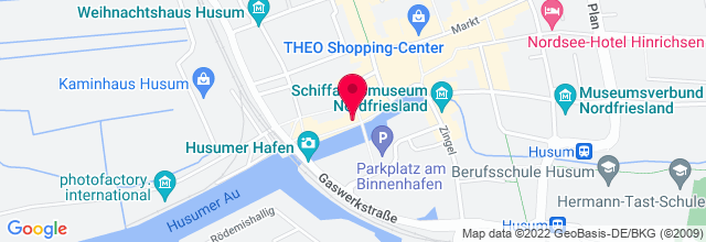 Map for Speicher Husum