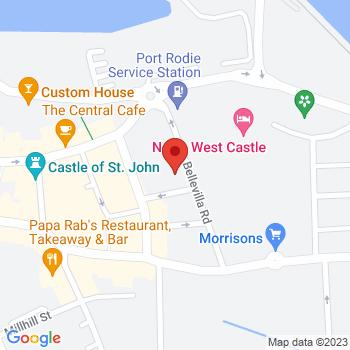 Argos Stranraer Location on map