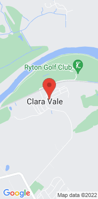 Map showing the location of the Gateshead Clara Vale [Closed] monitoring site