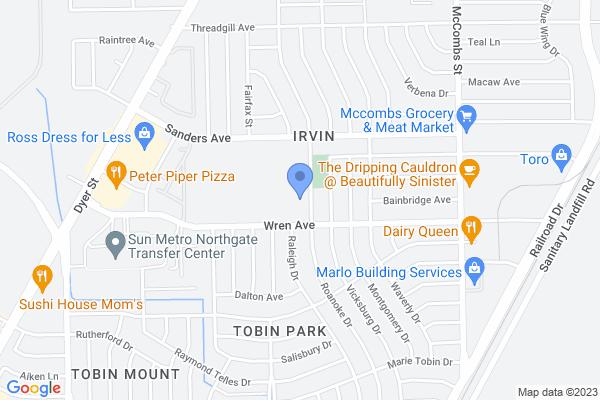 5411 Wren Ave, El Paso, TX 79924, USA