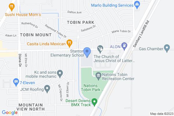5414 Hondo Pass Dr, El Paso, TX 79924, USA