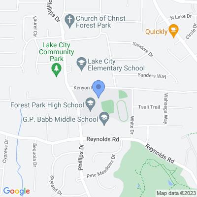 5452 Phillips Dr, Forest Park, GA 30297, USA