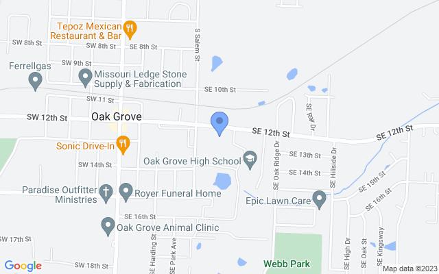 547-633 E 12th St, Oak Grove, MO 64075, USA
