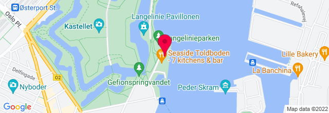 Map for Toldboden