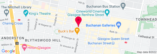 Map for Bar Bloc