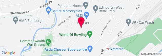 Map for Edinburgh Corn Exchange