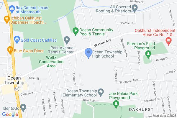 550 West Park Avenue, Oakhurst, NJ 07755, USA