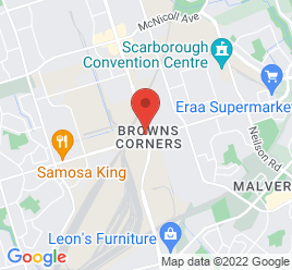 Google Map of 5500+Finch+Ave++East%2CScarborough%2COntario+M1S+0C7