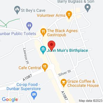 Turnbulls Home Hardware Location on map