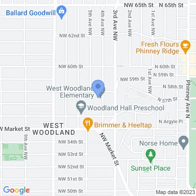 5601 4th Ave NW, Seattle, WA 98107, USA