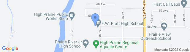 5650 50 St, High Prairie, AB T0G 1E0, Canada