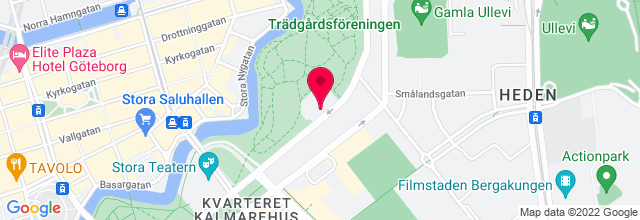 Map for Trädgårn