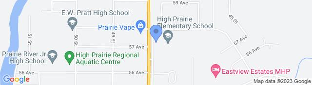 5701 48 St, High Prairie, AB T0G 1E0, Canada