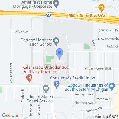 5808 Oregon Ave, Portage, MI 49024, USA