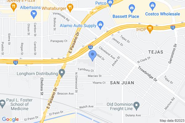 5816 Stephenson Ave, El Paso, TX 79905, USA