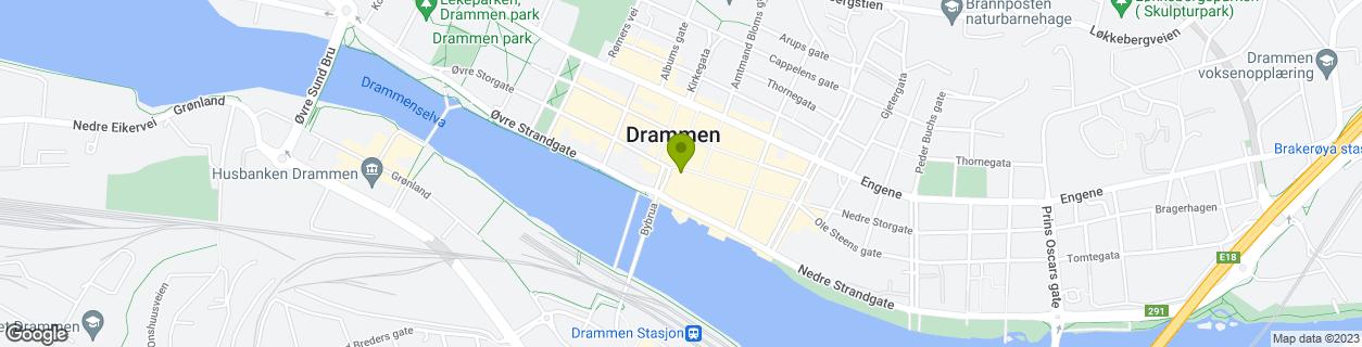 Magasinet, Drammen