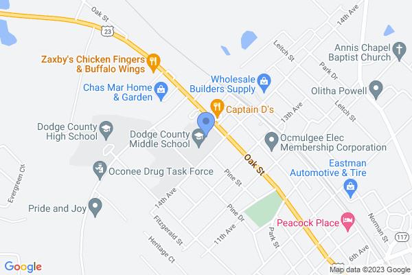 5911 Oak St, Eastman, GA 31023, USA