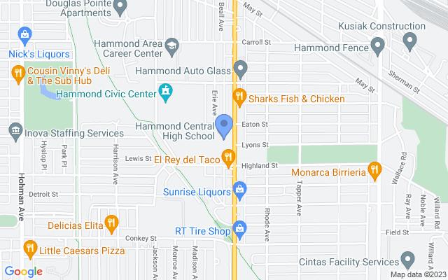 5926 Calumet Ave, Hammond, IN 46320, USA