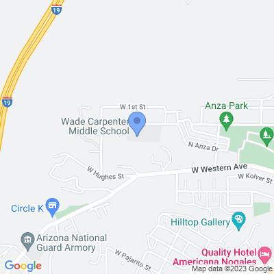 595 W Kino St, Nogales, AZ 85621, USA