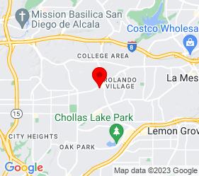 5965 El Cajon Blvd, , San Diego, CA 92115