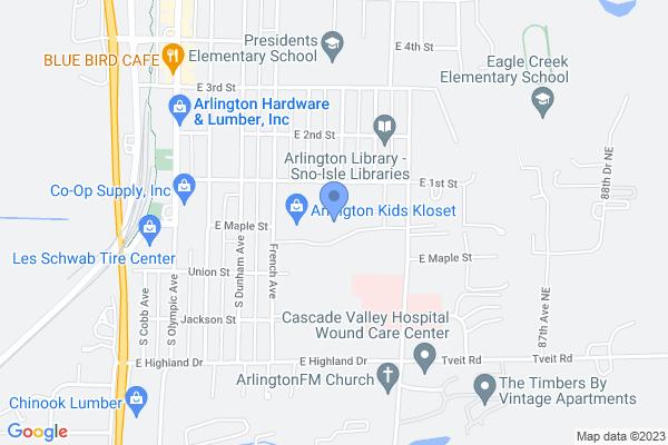 600 E 1st St, Arlington, WA 98223, USA